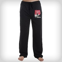 The Walking Dead Character Logo Lounge Pants - Spencer's