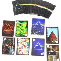 ROCKWORLDEAST - Pink Floyd, Playing Cards, DSOM
