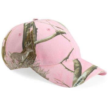 DRI DUCK - Ladies' Pink Realtree® Buck Cap - 3268