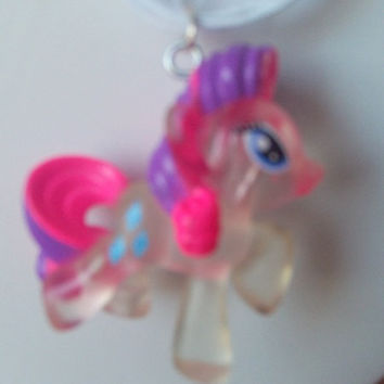 My Little Pony Neon Rarity necklace