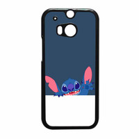 Hello Stitch Disneylilo & Stitch HTC One M8 Case