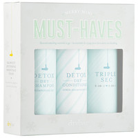 Merry Mini Must-Haves Blowout Extending Essentials To Go - Drybar | Sephora