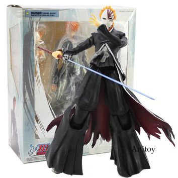 BLEACH Kurosaki Ichigo PVC Action Figure Collectible Model Toy 27.5cm