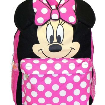 Small Backpack - Disney - Minnie Mouse