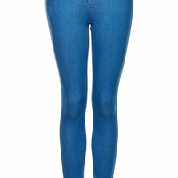 MOTO Flat 70's Blue Leigh Jeans