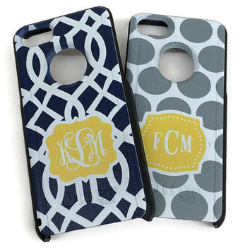 Monogram iPhone 5C Otterbox Cases - Personalized Gifts by Mad For Monograms