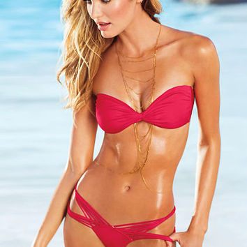 Strappy Brazilian Bikini Bottom - Very Sexy - Victoria's Secret