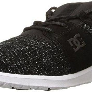 DC Men's Heathrow Le Unisex Casual Skate Shoe