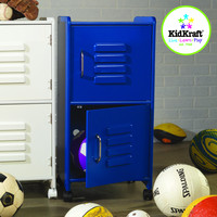 KidKraft Medium Locker - Blue - 14323