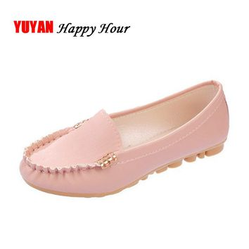 Hot Selling Sping and Autumn Flats for Women Fashion Flat Heel Women's Flats Black Pink Blue Loafers Women Free Shipping