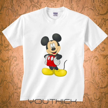 Mickey Mouse Disney shirt, Personalizad Mickey Mouse Disney T shirt kids, Mickey Mouse Disney youth tshirt,  kids clothes, funny kids tshirt