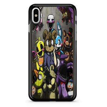 Five Nights At Freddys iPhone X Case