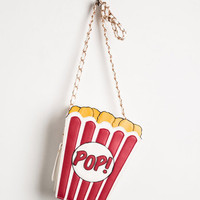 ModCloth Quirky A Look That Pops Bag