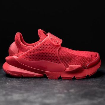 qiyif NIKE - Men - Sock Dart - University Red