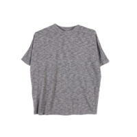 Simple High Neck Tee