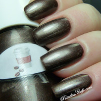 Cafe Coffee Nail Polish