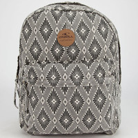 O'neill Bombay Backpack Black/White One Size For Women 23826312501