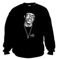 August classic chain crew neck sweater | Duck Sick Tees