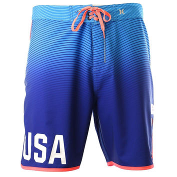 Hurley Phantom US Olympic Team Boardshort 40W-Blue 36