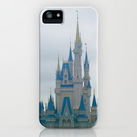 Disney World Castle  iPhone & iPod Case by mandyleigh122