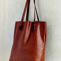 BDG Basic Leather Tote Bag-