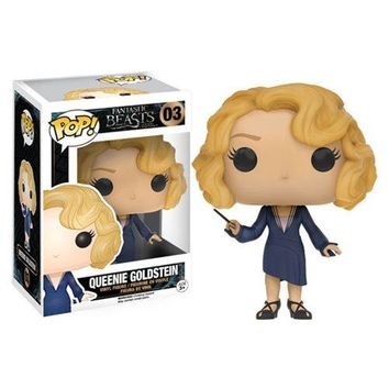 Fantastic Beasts Queenie Pop! Vinyl Figure