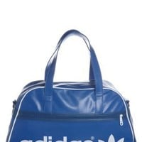 adidas Originals ADICOLOR HOLDALL - Sports bag - blue - Zalando.co.uk