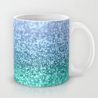 Winter Over Ocean Mug by Lisa Argyropoulos
