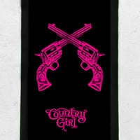 Country Girl® Crossed Guns iPhone 6 Case/Cover