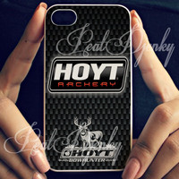 Hoyt Archery Get Serious Get Hoyt Bowhunter iPhone Case And Samsung Galaxy Case