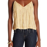 Free People | Gatsby Crossover Back Tank | Nordstrom Rack