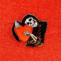 "Reaper ""Eternal Sweet"" 1.5"" Enamel Pin"