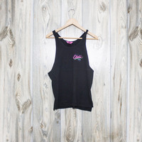 Vintage 1990 Basic Collection IOU Tank Top
