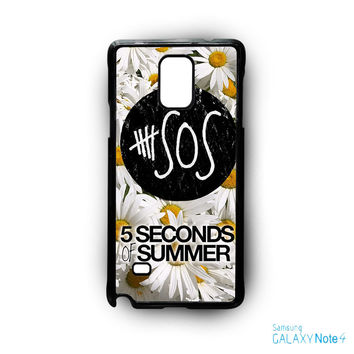 daisy 5 seconds of summer 5sos for Samsung Galaxy Note 2/Note 3/Note 4/Note 5/Note Edge phone case