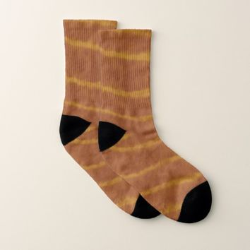 Tiger Pattern Socks