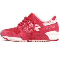 Gel-Lyte III 'Strawberries & Cream' Sneakers Red / Cream