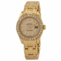 Rolex Masterpiece swiss-automatic female Watch 80318 (Certified Pre-owned)