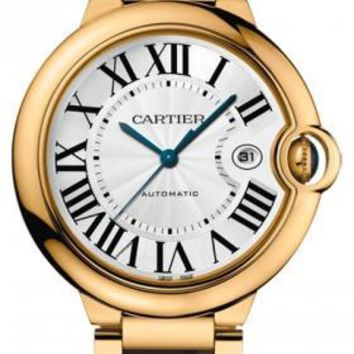 Cartier - Ballon Bleu 42mm - Yellow Gold