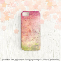 Watercolor iPhone 5 case - pink iPhone 4 case, iPhone 4s case, girl iphone 4 case, pink iphone 5 case, ombre, gradient girly dyed (c96)