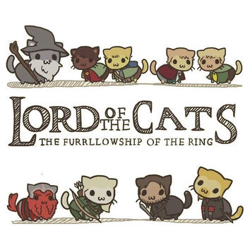 Lord of the Cats Shirt