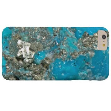 Natural Luxury Gemstone Turquoise Jewellery Barely There iPhone 6 Plus Case
