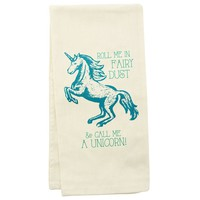 Unicorn Tea Towel by Wit