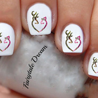 1161 Browning 20 Water Slide Nail Art Transfer Decals stickers