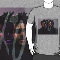 The Weeknd Design Tee by TheFINEST