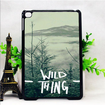 WILD THING FOREST IPAD MINI 1 | 2 | 4 CASES
