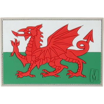 Maxpedition Wales Flag Patch