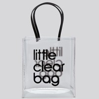 Bloomingdale'sTote - Little Clear