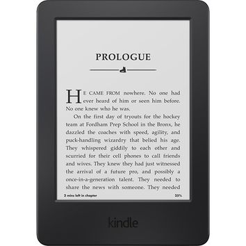 "Amazon - Kindle - 6"" - 4GB - Black"