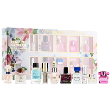 Deluxe Perfume Sampler - Sephora Favorites | Sephora