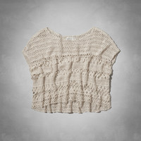 Adrianna Sweater Tee